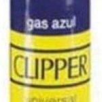 Carga de gas para mechero clipper